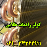 کولر موتور طلایی